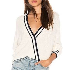 Heartloom Revolve Esme Varsity Sweater
